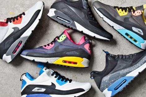 Nike reveals the Air Max 90 SneakerBoot