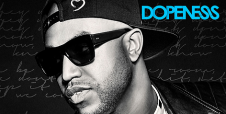 The Man Behind the Hits, Rico Love Covers Dopeness Magazine (Cover Story 2014)