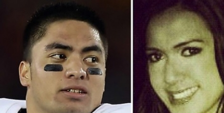 """Conspiracy Theories Abound In Notre Dame Star's """"Catfish"""" Hoax!"""