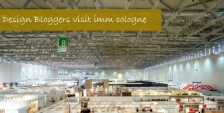 Design Bloggers Reveal Their Top Picks from Imm Cologne 2013