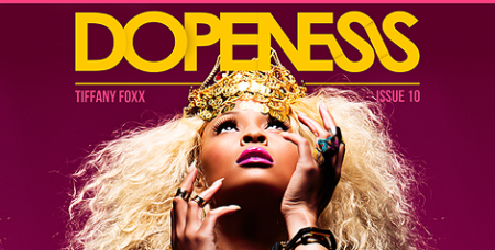 Tiffany Foxx: Ripping the Game Apart (Cover Story 2014)