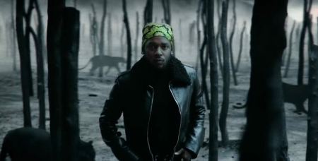 Kendrick Lamar Reportedly Wants A Cameo In Potential 'Black Panther' Sequel