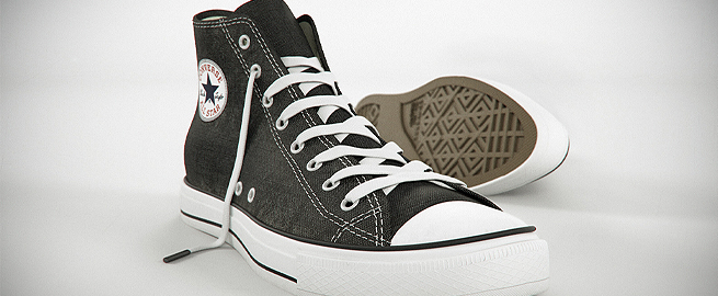 """Converse paved the way for the athletic shoe explosion of the late twentieth century with its introduction of the canvas and rubber All-Star in 1917. It also created an enduring American footwear icon   that still claims the allegiance of millions of wearers worldwide...""-encyclopedia.com"