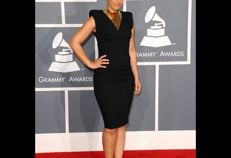 Best 54th Grammy Awards Carpet Looks