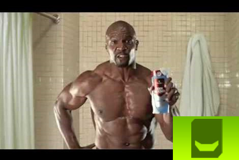 Humor: Terry Crews Old Spice commercials