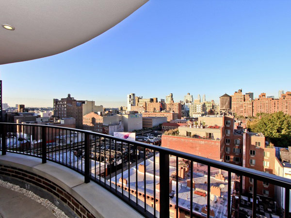 contemporary penthouse New York 6 Spectacular Duplex Penthouse in New York Defying the Urban Racket