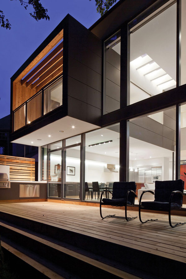 taylorsmyth hqroom ru 13 Cost Efficient Modern Residence with Beautiful Lake Views in Canada