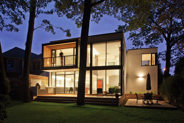 taylorsmyth hqroom ru 12 Cost Efficient Modern Residence with Beautiful Lake Views in Canada