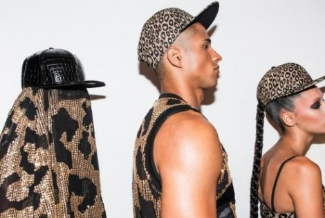 NY Fashion Week Round-Up: Jeremy Scott, Leopard Print, Sequins, and Black Crocodile