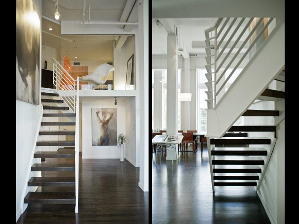 Broadway Loft  3 Cozy and Spacious Loft in Utah Enriched by Artistic Details