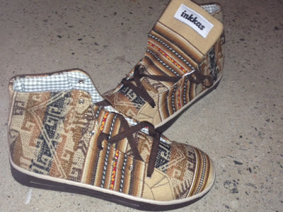 Dope Kicks: Inkkas — Tribal Inspired Footwear