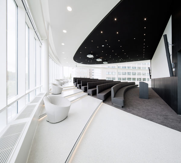 Eneco Headquarters 26 Considered One of the Best Workspaces in Europe: Eneco Headquarters in Rotterdam