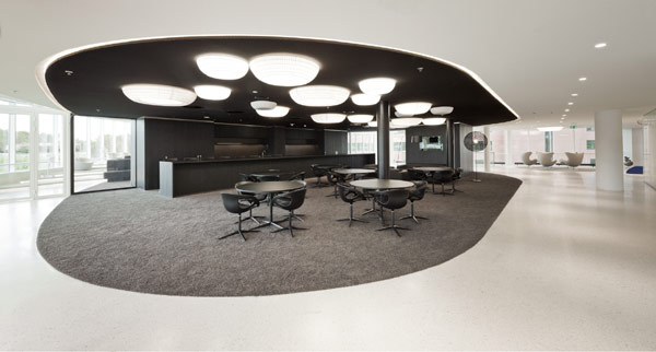 Eneco Headquarters 24 Considered One of the Best Workspaces in Europe: Eneco Headquarters in Rotterdam