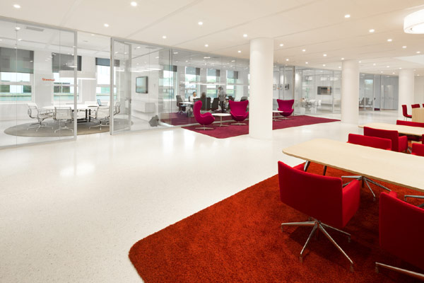 Eneco Headquarters 13 Considered One of the Best Workspaces in Europe: Eneco Headquarters in Rotterdam