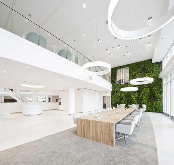 Eneco Headquarters 3 Considered One of the Best Workspaces in Europe: Eneco Headquarters in Rotterdam