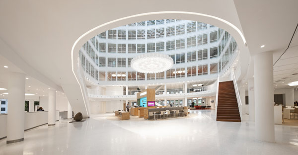 Eneco Headquarters 6 Considered One of the Best Workspaces in Europe: Eneco Headquarters in Rotterdam