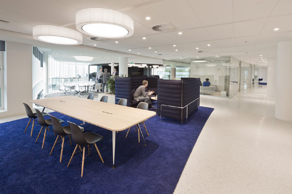 Eneco Headquarters 22 Considered One of the Best Workspaces in Europe: Eneco Headquarters in Rotterdam