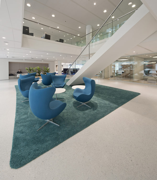Eneco Headquarters 23 Considered One of the Best Workspaces in Europe: Eneco Headquarters in Rotterdam