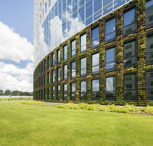Eneco Headquarters 2 Considered One of the Best Workspaces in Europe: Eneco Headquarters in Rotterdam