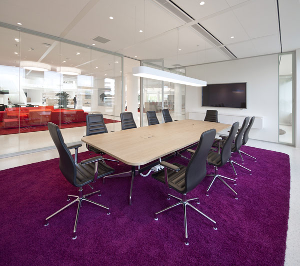 Eneco Headquarters 14 Considered One of the Best Workspaces in Europe: Eneco Headquarters in Rotterdam