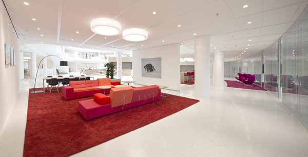Eneco Headquarters 12 Considered One of the Best Workspaces in Europe: Eneco Headquarters in Rotterdam
