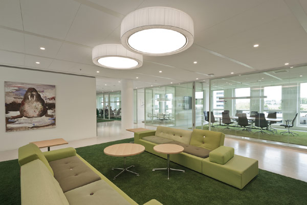 Eneco Headquarters 18 Considered One of the Best Workspaces in Europe: Eneco Headquarters in Rotterdam