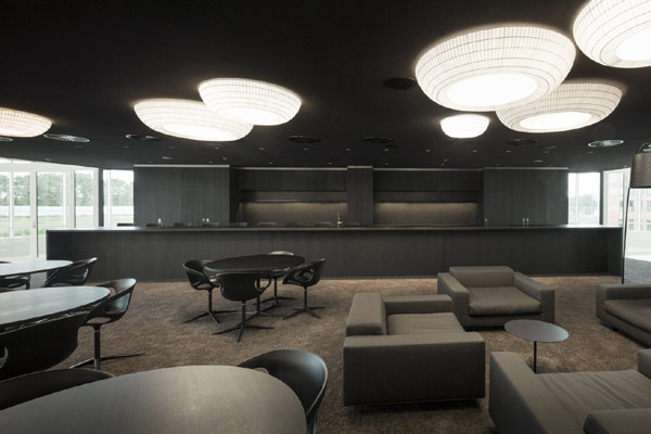 Eneco Headquarters 25 Considered One of the Best Workspaces in Europe: Eneco Headquarters in Rotterdam