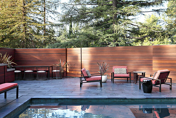 Terrace2 Gorgeous Sense of Style: Luxury Mansion in L.A.