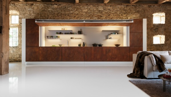 Hidden Kitchen by Warendorf 600 pxl Design Bloggers Reveal Their Top Picks from Imm Cologne 2013