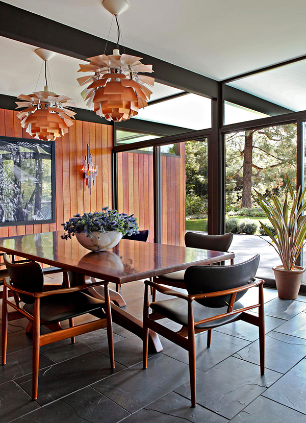 Table2 Gorgeous Sense of Style: Luxury Mansion in L.A.