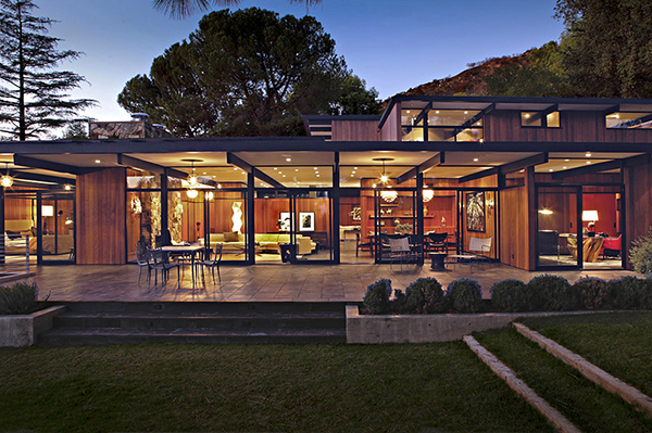 LA Mansion Gorgeous Sense of Style: Luxury Mansion in L.A.