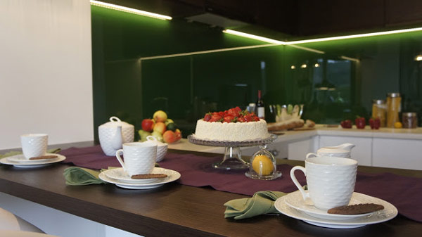 apartment Helena Micheldesi 4 Colorful and Elegant Apartment in Poland by Michel Design
