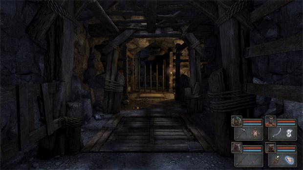 Legend of Grimrock clears 600,000 sales milestone screenshot