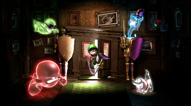 Luigi's Mansion: Dark Moon has multi-player? screenshot