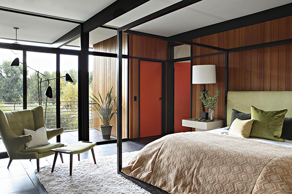 Bedroom4 Gorgeous Sense of Style: Luxury Mansion in L.A.