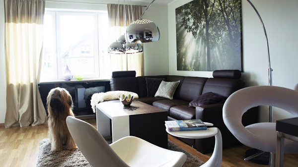 apartment Helena Micheldesi 14 Colorful and Elegant Apartment in Poland by Michel Design