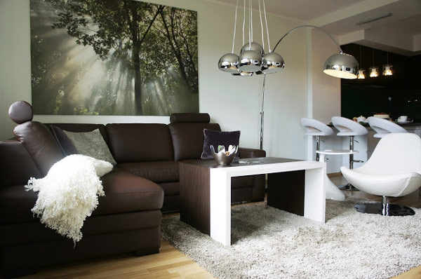 apartment Helena Micheldesi 1 Colorful and Elegant Apartment in Poland by Michel Design
