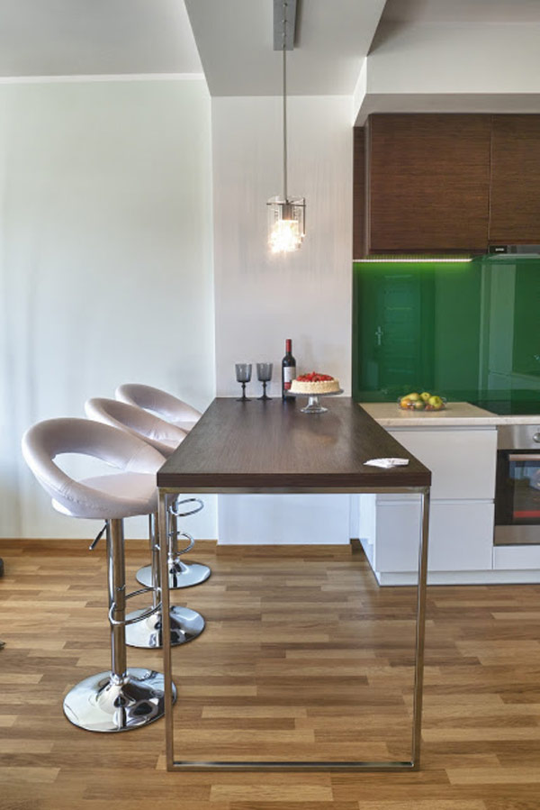 apartment Helena Micheldesi 11 Colorful and Elegant Apartment in Poland by Michel Design