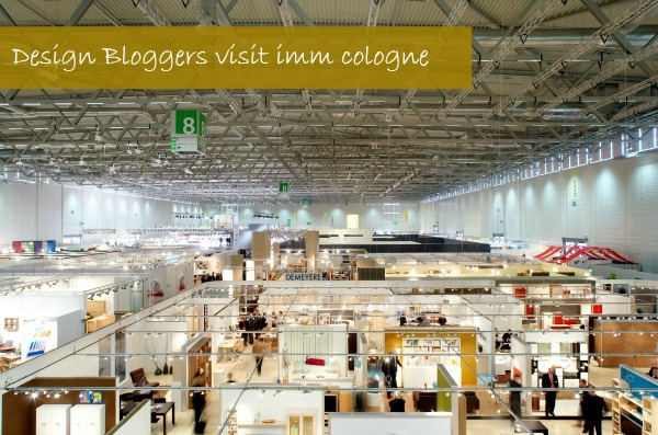 imm cologne halls Design Bloggers Reveal Their Top Picks from Imm Cologne 2013