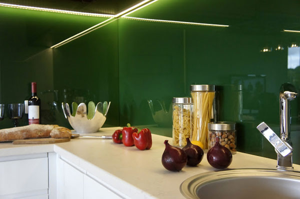apartment Helena Micheldesi 2 Colorful and Elegant Apartment in Poland by Michel Design