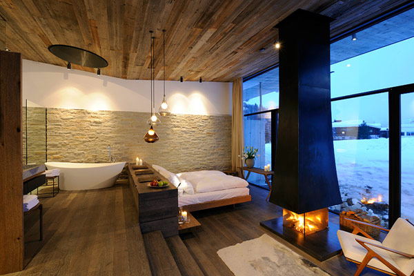 Wiesergut ski hotel 23 Charming Ski Retreat Where Nature Takes Center Stage: Wiesergut Hotel
