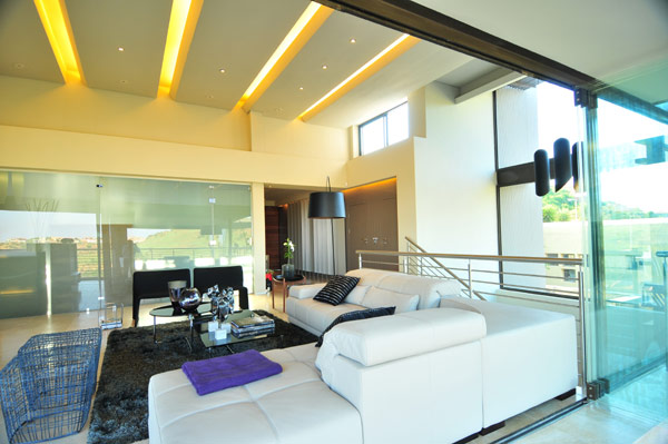 modern residence South Africa 24 Luxurious Living in Johannesburg, South Africa: House Bassonia