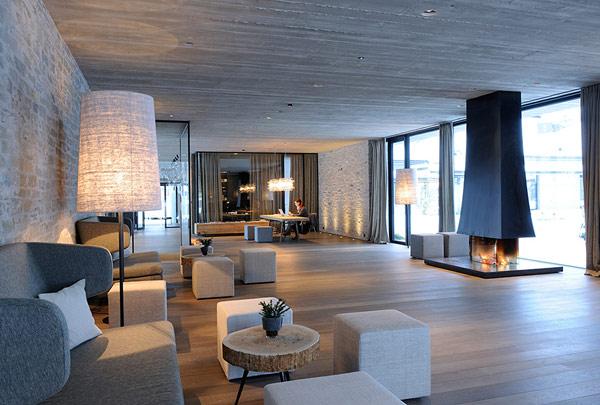 Wiesergut ski hotel 43 Charming Ski Retreat Where Nature Takes Center Stage: Wiesergut Hotel