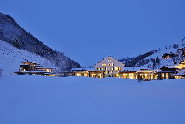 Austria Wiesergut ski hotel Charming Ski Retreat Where Nature Takes Center Stage: Wiesergut Hotel