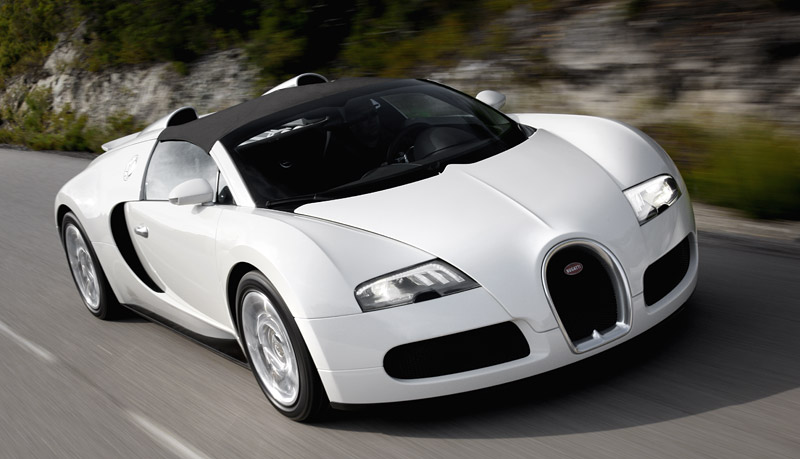 Bugatti Automobiles S.A.S. plans to unveil its new supercar-the Bugatti Veyron 16.4 Grand Sport-on the awards ramp of the Pebble Beach Concours d'Elegance on Saturday, August 16, 2008. The following day, soon after the Concours presents its Best of Show award to some deserving collector car, chassis number 001 of the new 2009 production model will be sold at the Pebble Beach Auction presented by Gooding & Company to raise funds for one of the Concours charities-the Pebble Beach Company Foundation, which supports educational programs to aid the youth of Monterey County.