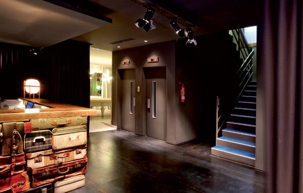 chic and basic hotel 10 Charm of the Spanish 60s: Chic & Basic Ramblas Hotel, Barcelona
