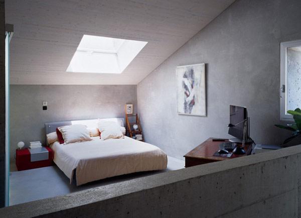 chamoson villa 16 Genuine Rocky Architecture in Switzerland: The Chamoson Residence