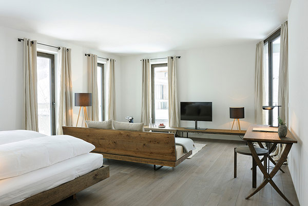 Wiesergut ski hotel 15 Charming Ski Retreat Where Nature Takes Center Stage: Wiesergut Hotel