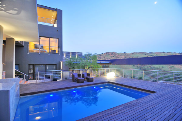 modern residence South Africa 5 Luxurious Living in Johannesburg, South Africa: House Bassonia