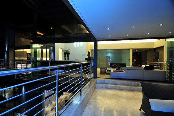 modern residence South Africa 26 Luxurious Living in Johannesburg, South Africa: House Bassonia